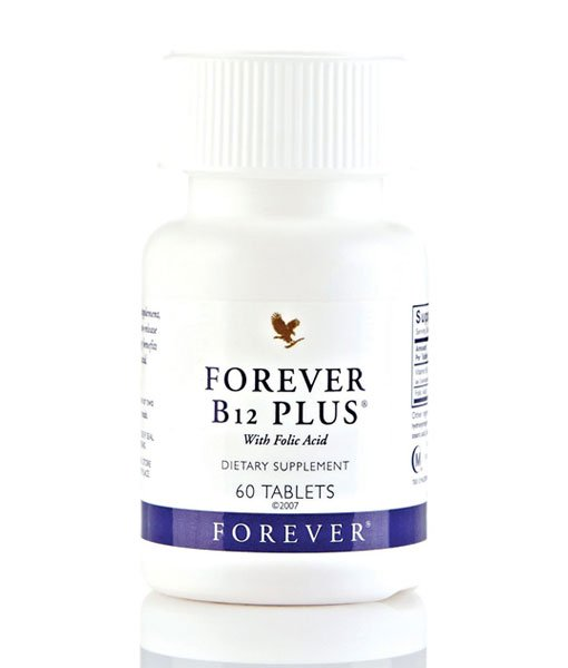 B12 Plus & Folic Acid